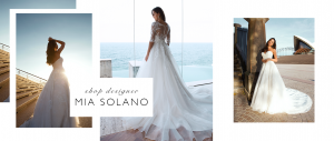 Luv Bridal & Formal Designer | Mia Solano