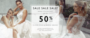 Luv Bridal & Formal Wedding Dress Sale