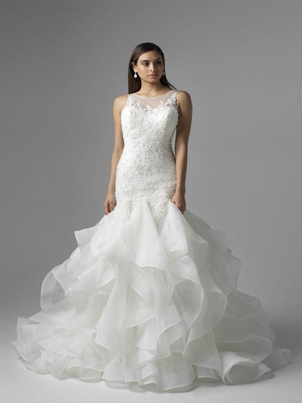 Dior Wedding Dress Luv Bridal Formal