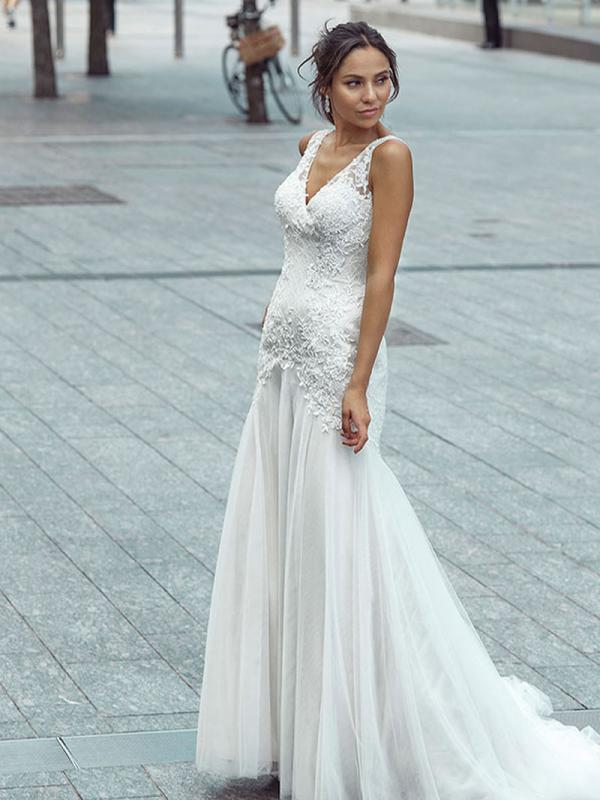 Diana Wedding Dress | LUV Bridal & Formal