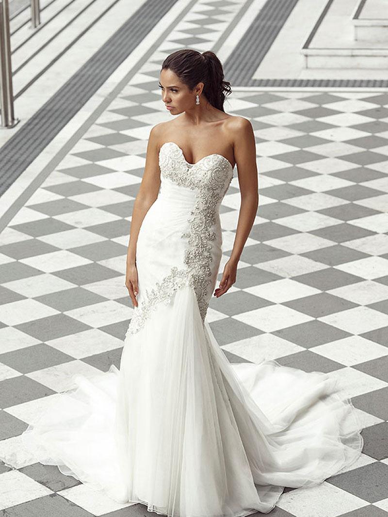 Dusk Wedding Dress | LUV Bridal & Formal