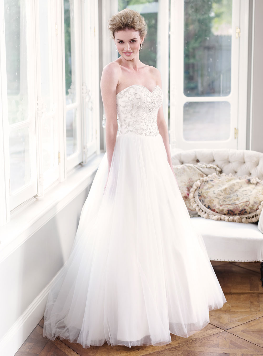 Alexia Wedding Dress | LUV Bridal & Formal