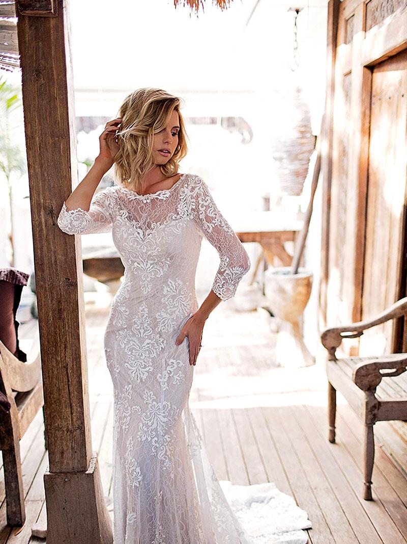 Sophia Wedding Dress | LUV Bridal & Formal