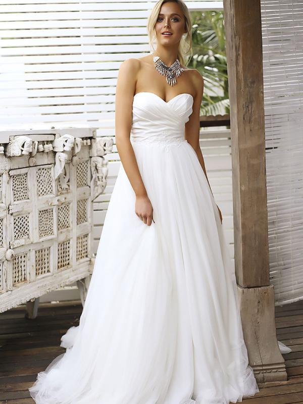 STACEY 1 ruched satin bodice ballgown wedding dress with tulle skirt Madi Lane Luv Bridal Brisbane Australia