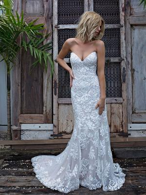 STORM-1-low-back-sweetheart-straight-lace-wedding-dress-Madi-Lane-Luv-Bridal-Sunshine-Coast-Australia