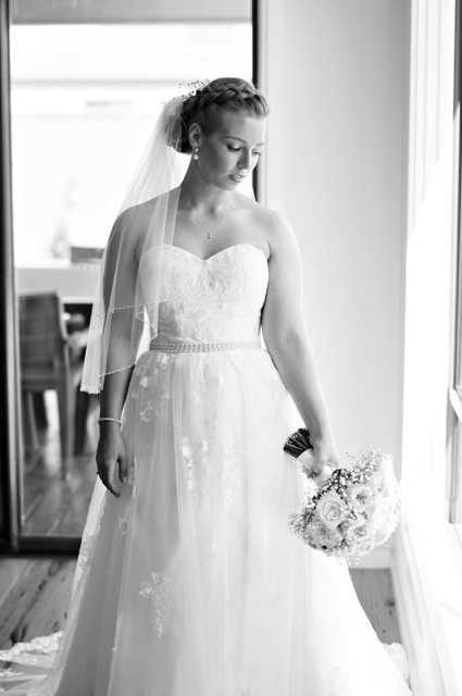 Skyeanne2 real bride Australian Wedding Luv Bridal Australia Bellerose Mia Solano wedding dress