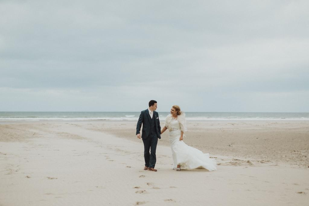 Luv Bridal Real Bride Pronovias Australian destination wedding Ireland