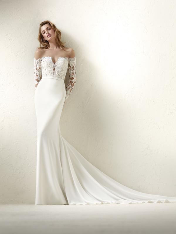 Pronovias Wedding Dresses | LUV Bridal & Formal