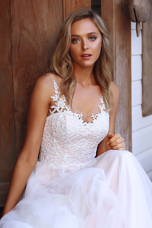 Sirena Wedding Dress Luv Bridal Formal
