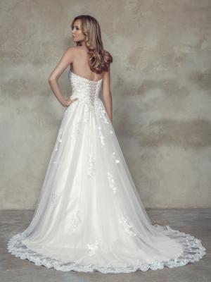 Bellerose Wedding Dress Luv Bridal Amp Formal