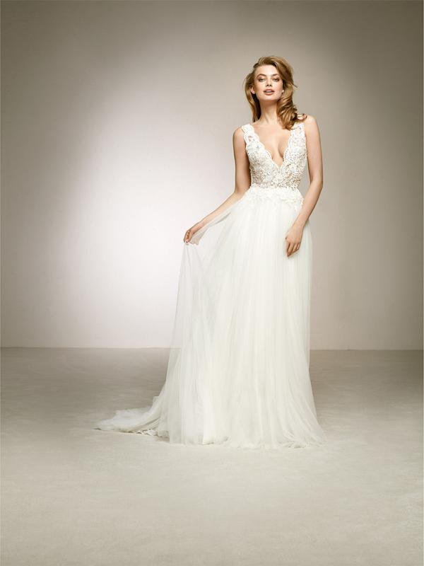 Dalgo Wedding Dress