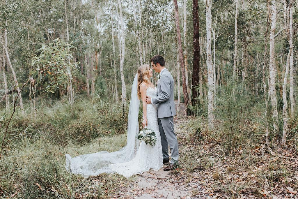 KEALEY & MITCH MIA SOLANO M1522 BRIGHTON LUV BRIDAL STRAPLESS LACE WEDDING DRESS AUSTRALIA MALLORY SPARKLES PHOTOGRAPHY