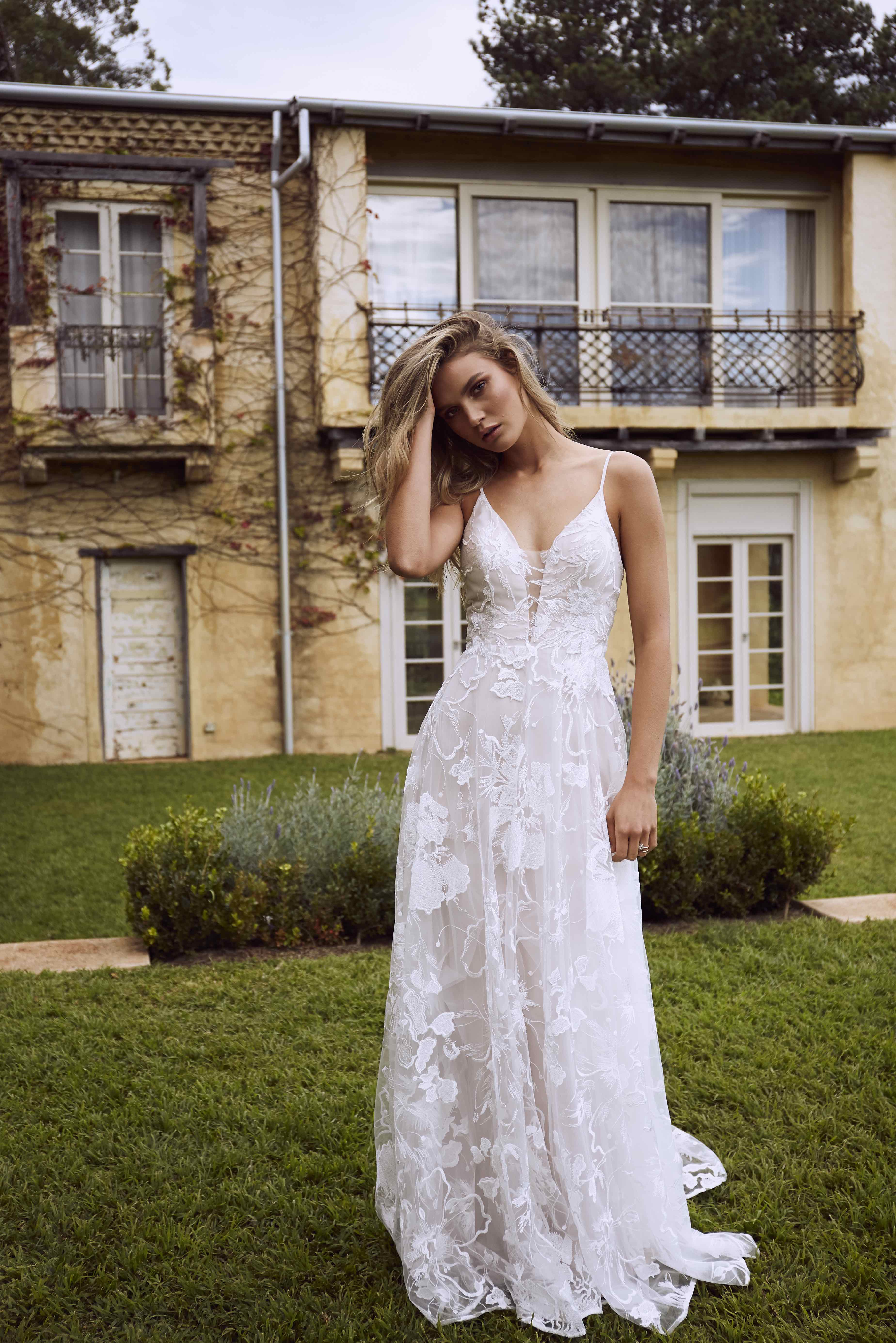Amazing Designer Wedding Dresses | Luv Bridal