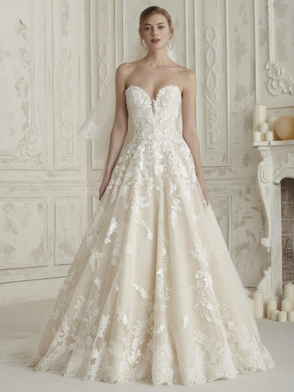 Elcira Wedding Dress | LUV Bridal and Formal