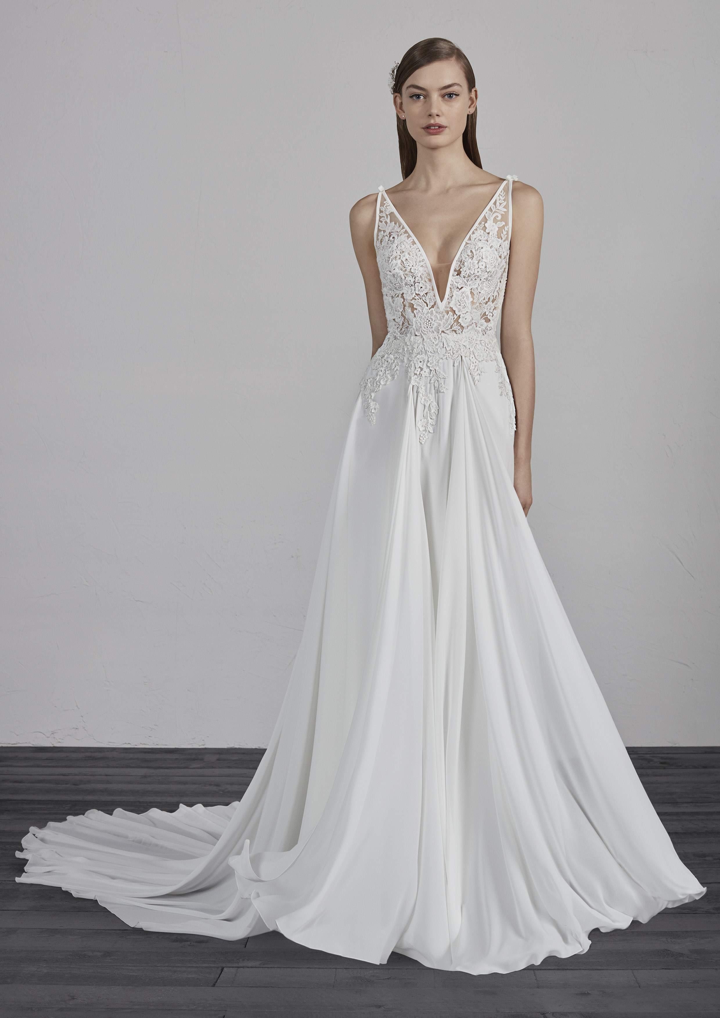 Escala Wedding Dress Luv Bridal And Formal