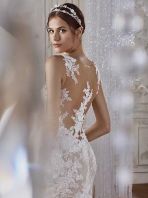 735163037120 KALANIA ST PATRICK STUDIO 2019 OFF WHITE WEDDING DRESS LUV BRIDAL AUSTRALIA.  Next