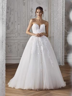KENYA ST PATRICK STUDIO 2019 OFF WHITE WEDDING DRESS LUV BRIDAL AUSTRALIA