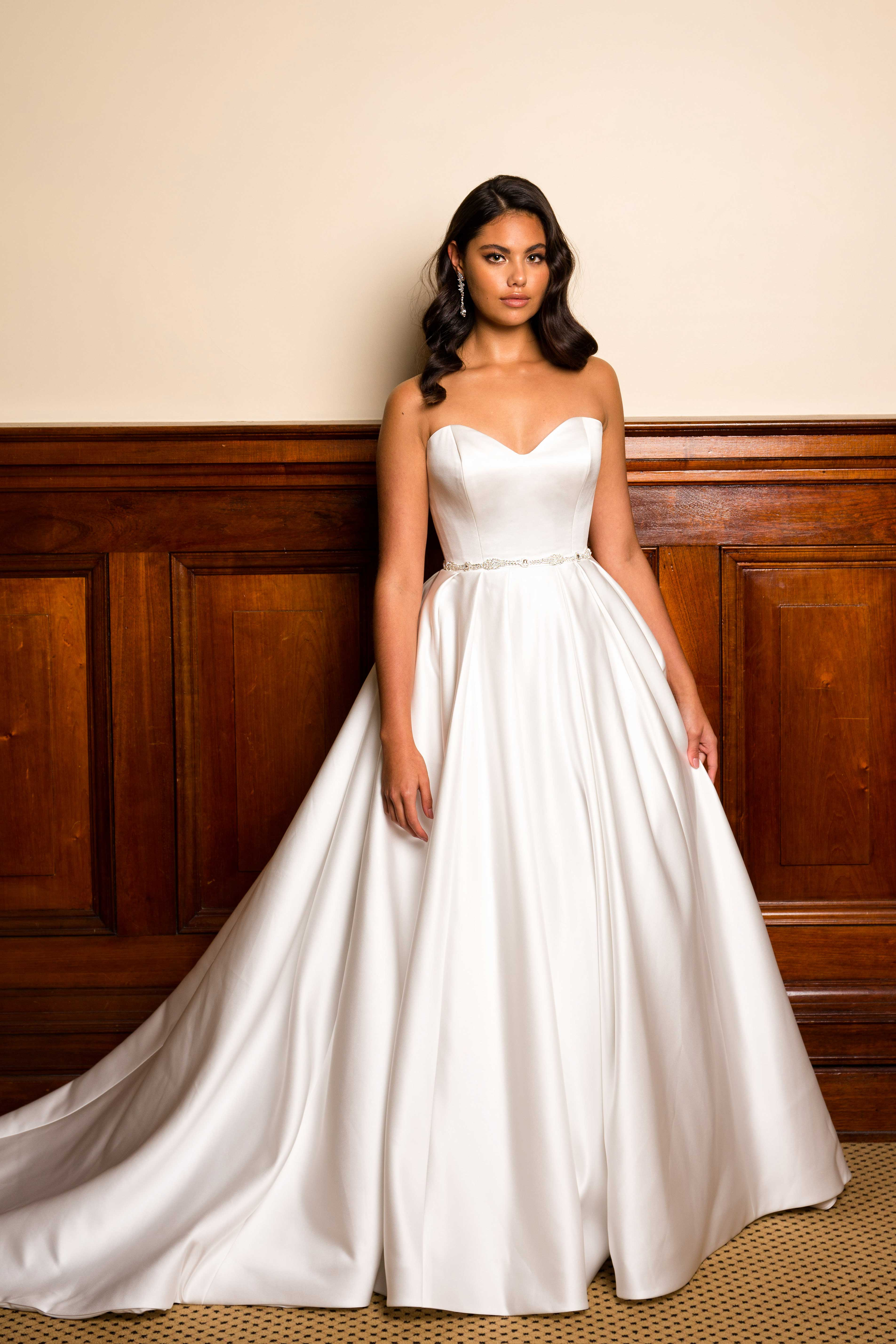 Pearce Wedding Dress Luv Bridal Formal,Wedding Dresses For Big Busts