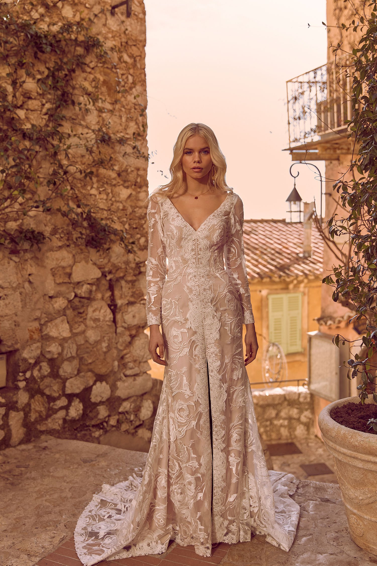 Harlen Wedding Dress   Luv Bridal & Formal