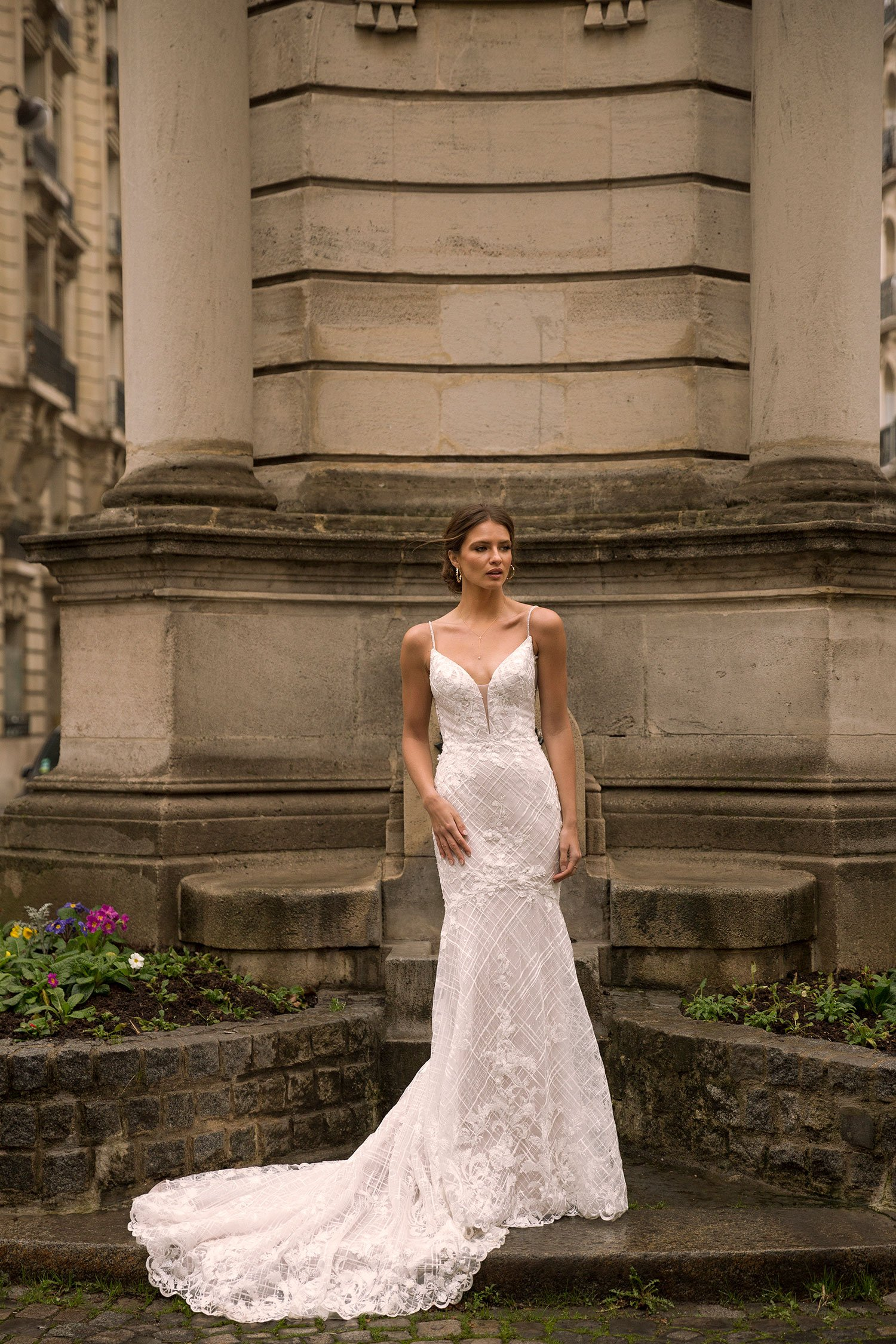 IMANI-ML7619-FULL-LACE-FITTED-GOWN-WITH-PLUNGING-NECKLINE-LOW-BACK-SPAGHETTI-STRAPS-WITH-ZIP-UP-BACK-WEDDING-DRESS-MADI-LANE-BRIDAL1