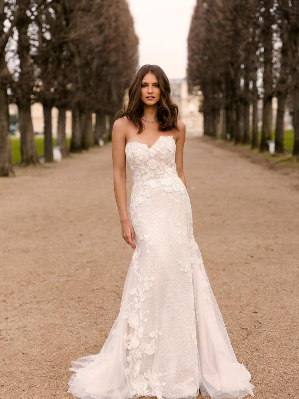 Wedding Gowns With Sleeves.Wedding Dresses Luv Bridal Formal