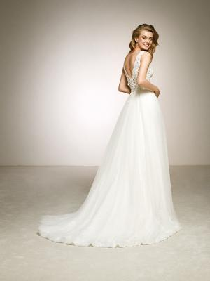 Dalgo Wedding Dress
