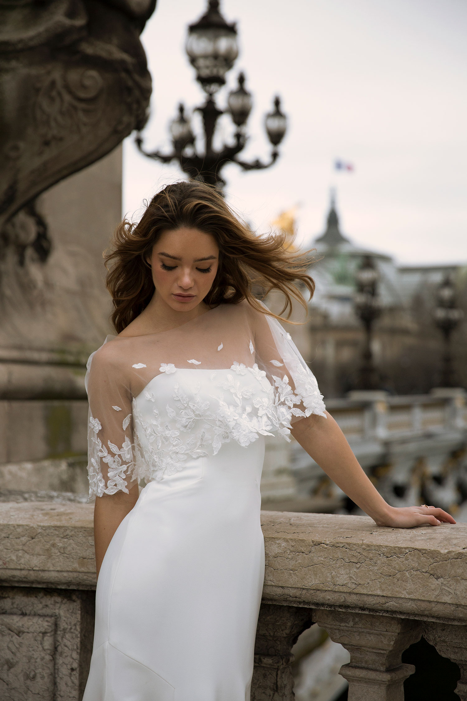 FINLEY-ML0153-STRAIGHT-NECKLINE-CREPE-GOWN-ZIP-AND-BUTTON-UP-BACK-WEDDING-DRESS-DETACHABLE-TULLE-AND-LACE-CAPE-MADI-LANE-BRIDAL4