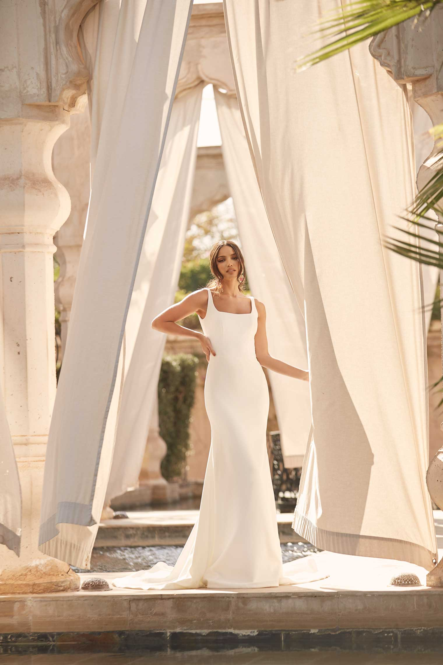 AIDEN-ML16113-FULL-LENGTH-FITTED-CREPE-GOWN-LOW-BACK-WITH-ZIP-CLOSURE-AND-DETACHABLE-JACKET-WEDDING-DRESS-MADI-LANE-BRIDAL5