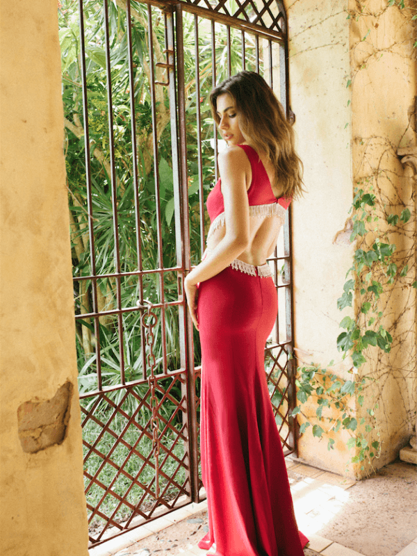 JASMINE-RED-OPEN-BACK-DIAMANTE-FRINGE-BEADING-EMBELLISHED-CREPE-FITTED-PLUNGE-FRON-FORMAL-GOWN3-600×800-opt